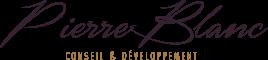logo pierre blanc conseil